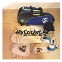 Cricket Protection Kit with Bag