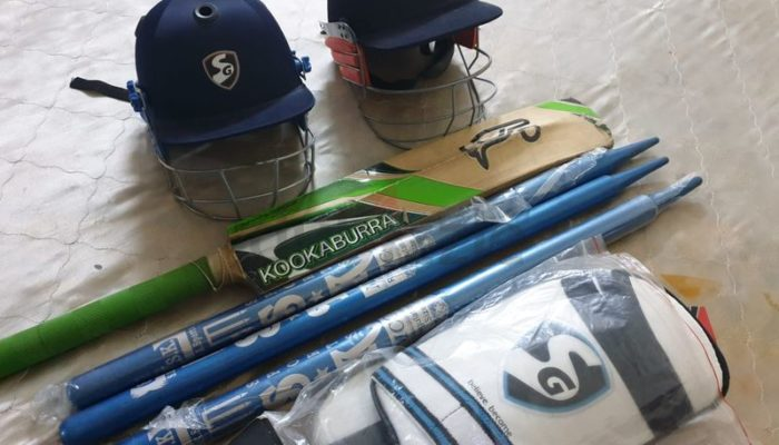 Brand new kookaburra cricket kit