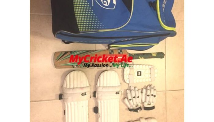 Cricket kit for kids age 6-8