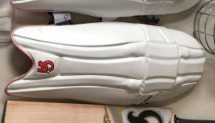 Brand new hard ball cricket full kit